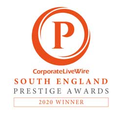 corporate live wire South England Winner 2020